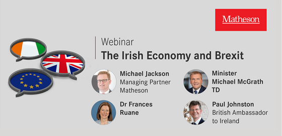 Brexit Forum - Irish Economy Spotlight