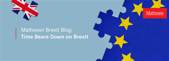 Time Bears Down on Brexit